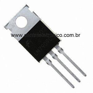 CIRCUITO INTEGRADO LM7909 -9V MET