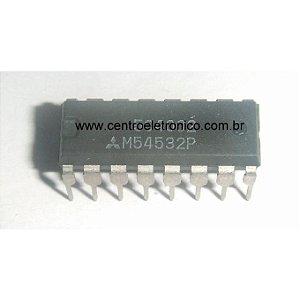 CIRCUITO INTEGRADO M54532P DIP