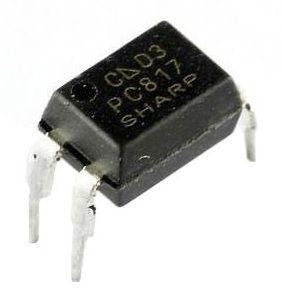 CIRCUITO INTEGRADO PC817A DIP 2+2T