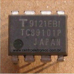 CIRCUITO INTEGRADO TC89101P DIP TOSHIBA