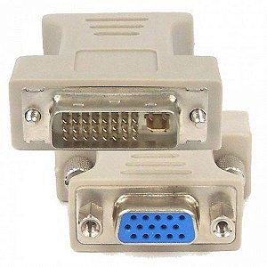 ADAP DVI-M + VGA-F 24+5P C/4TER FNB