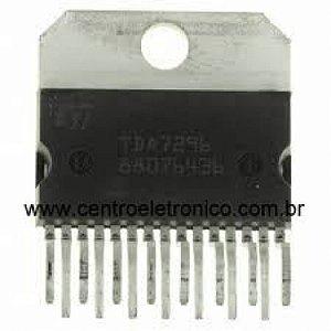 CIRCUITO INTEGRADO TDA7296 15P PURO