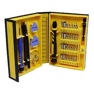 Ferram(g)kit 38pcs Celular C/estojo Yaxun