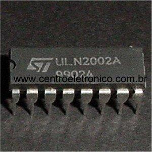 CIRCUITO INTEGRADO ULN2002A DIP F/L