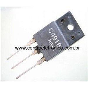 TRANSISTOR 2SC4916 ISOLADO