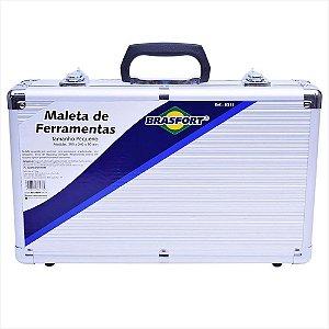 MALETA(G)ALUMINIO PQ PRATA 40X9X24CMT