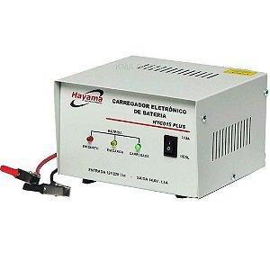 Carregador 12v 1,5a C/alojam Bateria 7a