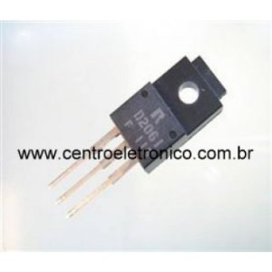 TRANSISTOR 2SD2061 ISOLADO TO220