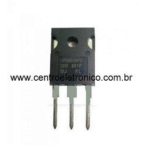 TRANSISTOR IRGP50B60 50A 600V IGBT SC+C