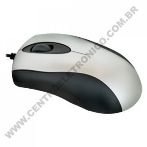 MOUSE USB OPTICO PISC PADRAO PRETO TOK