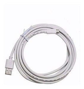 CABO(G)USB A-M V8 3MT BR 2,4A BEOTES(YY)