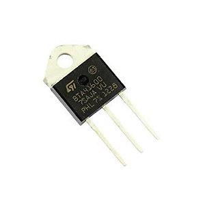 Transistor Bta41 600v Triac 41a/600v Met