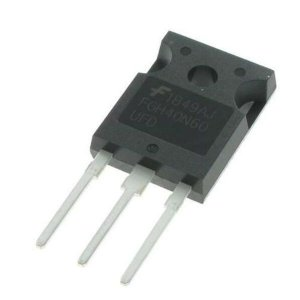 TRANSISTOR MTP40N60 IGBT 40A ISOL GDE