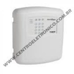 Central Alarme Jfl 3setor Microcont Mp30