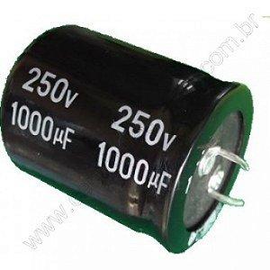 CAPACITOR ELETROL 1000MFX250V 30X40 EPC