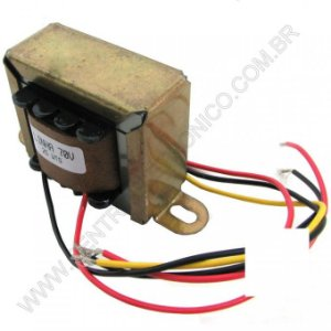 Transformador Linha Audio 500r/5w/8r Hay