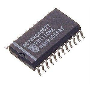 CIRCUITO INTEGRADO SN74HC4067D SMD