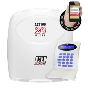 Central Alarme Jfl Active 20 Ultra V4