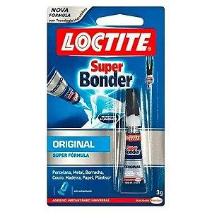 COLA SUPER BONDER 3GR LOCTITE