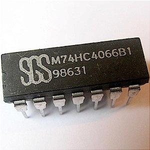 CIRCUITO INTEGRADO SN74HC4066 DIP
