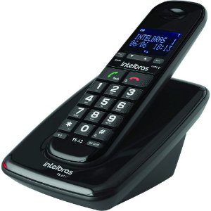 TELEFONE(G)S/FIO INTELBRAS TS63V PT VVOZ
