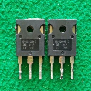 TRANSISTOR IRGP30B60KD IGBT FET 30A 600V