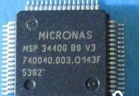CIRCUITO INTEGRADO MSP3440B8V3 SMD PHILI