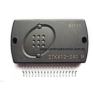 CIRCUITO INTEGRADO STK412-240 SANYO