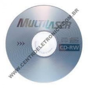 MIDIA CDR CD GRAVAVEL MULTILASER UNIT