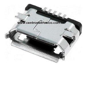 JACK V8 FEMEA SMD TABLET/CEL MOD-10