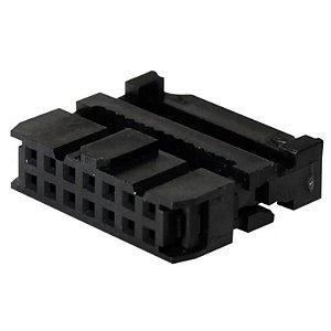 CONECTOR LET 14V C/PRENSA CABO MTX