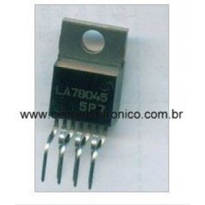 CIRCUITO INTEGRADO LA78045 7T