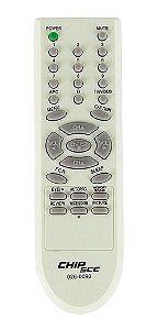 CONTROLE TV LG TV 6710V00090H AAAX2