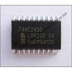 CIRCUITO INTEGRADO SN74HC245 SMD 4X6