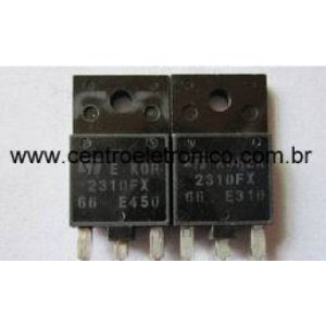 TRANSISTOR ST2310FX TOP3 ISOLADO