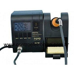 ESTACAO(G)SOLDA DIG TOYO LCD TS940F 110V