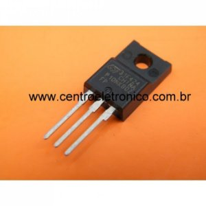 TRANSISTOR MTP10NK80ZFP FET ISOL TO220