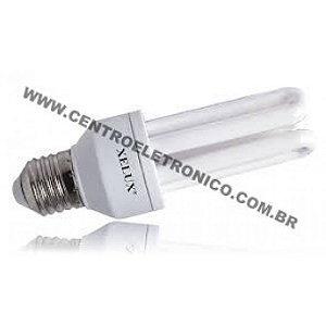 LAMPADA 220V 9W(40W)ELETRON XELUX AMAREL