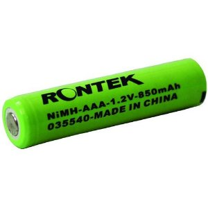 BATERIA 1,2V AAAX1 850MA NIMH 11X45C/TAG