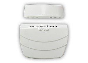 Sensor Infra Vm S/fio Pde 433mhz Branco