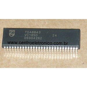 CIRCUITO INTEGRADO TDA8843 N2 PHILIPS(28