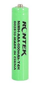 Bateria 1,2v Aaax1 600mah Nimh C/top(un)