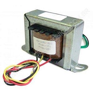 Transformador 0-9vac 2a Bivolt