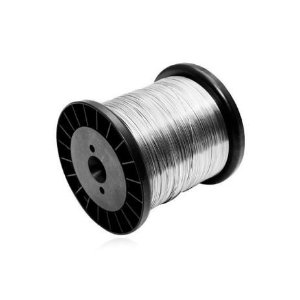 Fio Aco Cerca Eletr 0,45mm 400g Residen