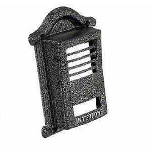 Grade Prot Interfone F8/agl/hdl Prata