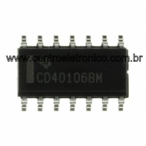 CIRCUITO INTEGRADO CD40106(SMD)