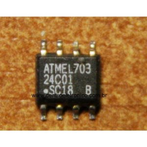 CIRCUITO INTEGRADO X24C01(SMD)