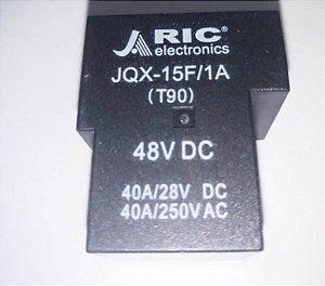 RELE 48VDC 40A 1CT 4T(NA)CONTATO ABERTO