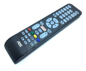 CONTROLE AOC TV LED 40P SMART+NETFLIX