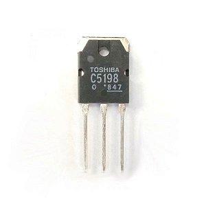 Transistor 2sc5198 Toshiba